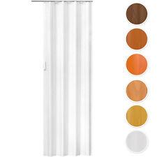 Porte porta a soffietto scorrevole in PVC porta doccia  80 x 203 cm