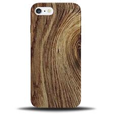Tree Bark Designed Wood Phone Case | Wooden Design Effect Plastic Bumper A690