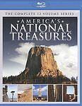 Americas National Treasures (Blu-ray Disc, 2010, 2-Disc Set)