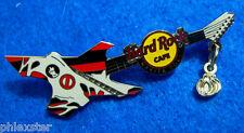 NARITA TOKYO PUNK ROCK KILLAR GUITAR SERIES HANDCUFFS DANGLE Hard Rock Cafe PIN