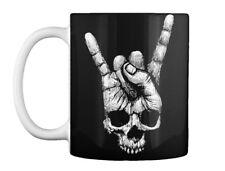 Rockin Skull Gift Coffee Mug
