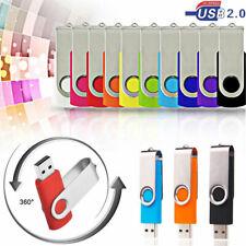 LOT 10PCS USB Flash Drive 1G 2G 4G 8G 32G Storage Disk Memory Stick Thumb Pen