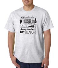 USA Made Bayside T-shirt Cheer Cheerleader Cheerleading 4