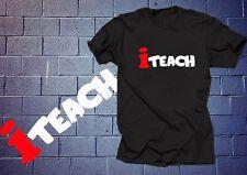 Iteach T shirt teacher Gift for Teacher iteach tee shirt gift tee