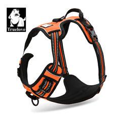 True Love Adjustable Soft Padded 3M Reflective Dog Harness