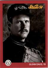 1991 Studio Baseball Card #'s 1-250 - You Pick - Buy 10+ cards FREE SHIP