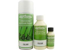 dartfords Cellulose Guitar Paint (Solid & Metallic) (Aerosols and Bottles)
