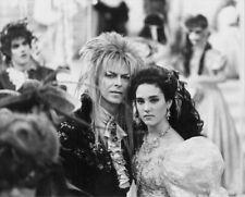 "Labyrinth [Jennifer Connelly / David Bowie] 8""x10"" 10""x8"" Photo 60166"