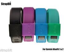 Security Ring fits Garmin 2, Vivofit 1&2, Vivosmart HR -Prevents band unclasping