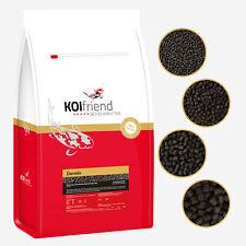 Störfutter Premium 10 kg 3 / 4,5 / 6 / 8 mm Koifutter Fischfutter Koi Qualität