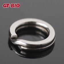 GT-BIO Power Split Rings Heavy Duty Strong 20-44 lb/ 9-20kg/ 16-18 per pack