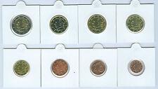 Belgien 1 Cent bis 2 Euro Kursmünzenset   (Wählen Sie zwischen: 1999 - 2017)