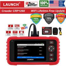 LAUNCH X431 Code Reader CRP129 X Automotive OBD2 Scanner ABS SRS Diagnostic Tool