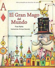 NEW El gran mago del mundo (Spanish Edition) by Fran Nuño