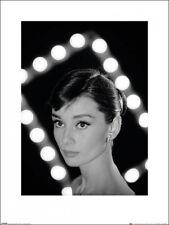 Time Life - Audrey Hepburn - Portrait - Kunstdruck Größe 60x80 cm