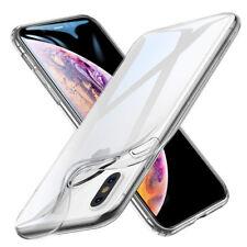 ⭐⭐ iPhone XS XR XS Max De Lujo Ultra Delgado a prueba de choques parachoques cubierta para Apple ⭐⭐