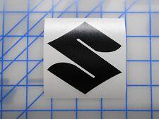 """Suzuki Sticker Decal 3"""" 4"""" 5.5"""" 7.5"""" Outboard Prop Hayabusa Samurai Cowling 140"""
