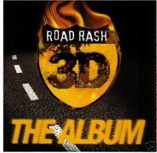 Road Rash 3D:1998-The Album - Video Game Soundtrack CD