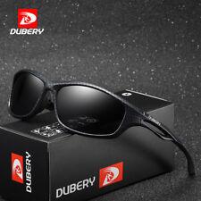 DUBERY Men Sport Polarized Sunglasses Outdoor Riding Driving Summer Eyewear