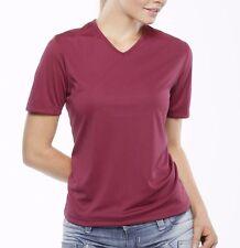 Denali Performance Women's Short Sleeve ProtectUV® Bonita Shirt™ V-Neck 52325