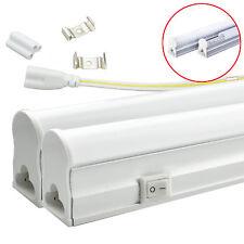 1/2 Switch T5 LED Tube Light Lamp Bar 10W 600mm 2835 SMD white warm white 240V