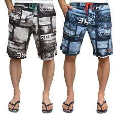 Crosshatch Mens Branded Summer Casual Swim Shorts & Flip Flop Combo, BNWT