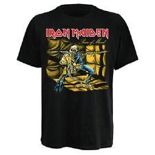 T-shirt IRON MAIDEN Piece Of Mind neuf taille au choix