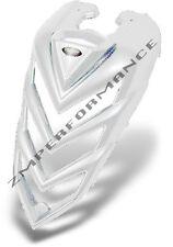NEW YAMAHA RAPTOR 700 06 - 08 PLASTIC WHITE CARBON FIBER HOOD