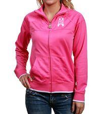 Jacksonville Jaguars Women's NFL Cancer Awareness Pink Ribbon Reebok Jacket L
