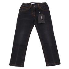 7934Q Jeans nero bimba DOLCE & GABBANA JUNIOR trousers pants kids