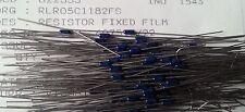 Vishay RLR05C1182FS 11.8K ohm 1% 1/8W SPEC. Militare film metallico Resistenze