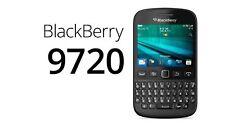 BlackBerry 9720 Samoa Touch Mobile Phone 3G 5MP 3G HSDPA 850 / 900 / 1900 / 2100