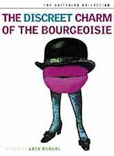 Discreet Charm of the Bourgeoisie/A Proposito de Bunuel (DVD, 2000, 2-Disc Set,