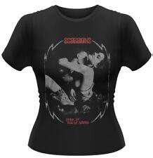"""Scorpions """"love at first sting"""" femme ajusté t-shirt-nouveau & officiel!"""