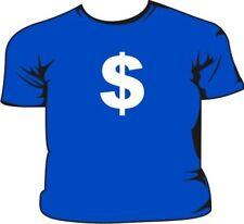 T-shirt pour enfant signe dollar