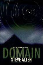 Domain, Steve Alten, 0312874766, Book, Acceptable
