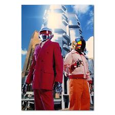 Daft Punk Poster - Classic Photo - High Quality Prints