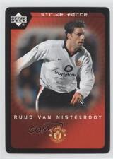 2003 Upper Deck Manchester United Strike Force #11 Ruud Van Nistelrooy Card
