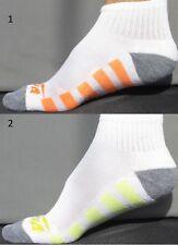 AVIA Men's Socks Sz 10-13 Shoe 6-12.5 Low Cut Quarter Performance Running Large