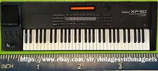 ROLAND JV 30 35 50 80 90 1000 XP XPS XV88 G1000 G70 JW50 E09 synthesizer MAGNET