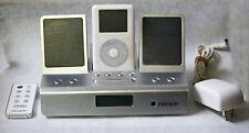 iHome2Go Portable Alarm Clock with 4th Gen. 20GB iPod Classic