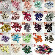 10 x Mini Cotton Tassels Craft Jewellery Bohemian Boho Earring Necklace Bracelet