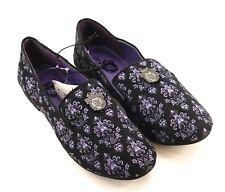 Disney Parks Haunted Mansion Wallpaper Women's Flat Shoes Size 6