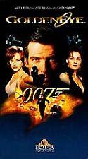 Golden Eye - James Bond - 007 Pierce Bronson VHS Video