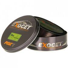Fox Exocet Mono Trans Khaki Carp Fishing Mainline
