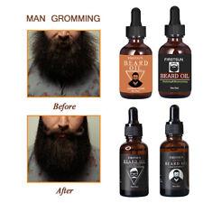 30ml Natural Organic Beard Oil Mens Face Hair Growth Nourishing Gifts