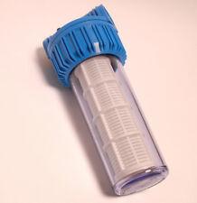 """Wasser Filter Feinfilter BAVARIA, BKG,  3/4"""", 1"""" Rückspülfilter Filtereinsatz"""