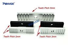 Reprap Timing Belt Fixed Clamp 9x40mm Nylon Aluminum pitch 2/3/5mm Fixing Piece