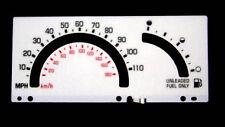 Chevy 1982-1993 S10 Blazer 110mph Glow Gauges