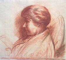 DONALD SHAW MACLAUGHLAN Signed Original Drawing  LISTED